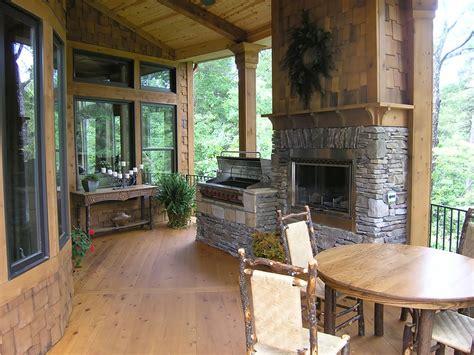 luxury deck outdoor kitchen sunrooms and decks pinterest