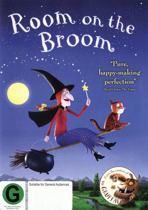 room on the broom 301 moved permanently