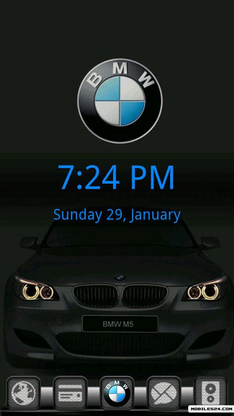 java launcher themes bmw go launcher ex theme free android theme download