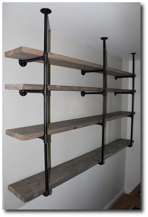 diy industrial pipe furniture ideas
