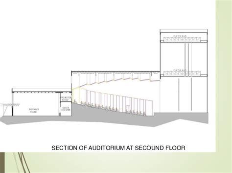 Auditorium Section by Zaverben Popatlal Sabhagraha Ghatkopar Acoustics