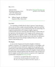 Response Letter Template Sample Response Letter 8 Free Documents Download In Pdf