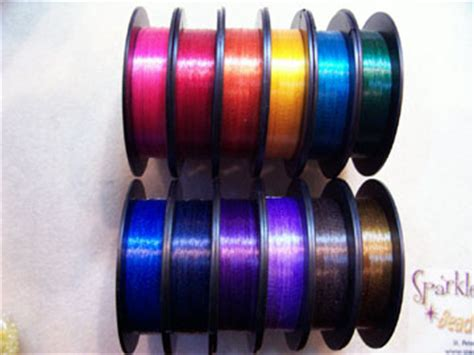 fireline new colored pack beading thread 12 x 50