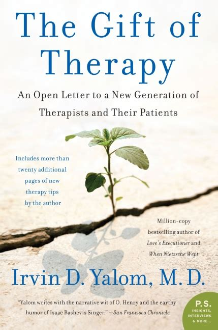Gift Of Therapy the gift of therapy irvin yalom paperback