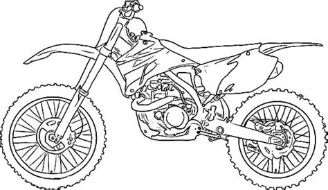 Get This Dirt Bike Coloring Pages Free To Print J6hdb Dirt Bike Pictures To Color