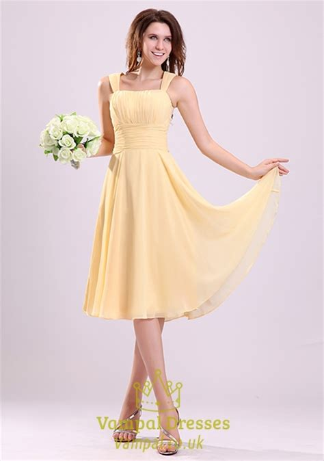 Light Yellow Bridesmaid Dresses by Pale Yellow Bridesmaid Dresses Uk Yellow Chiffon