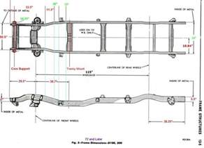 chevy s10 frame dimensions pictures to pin on pinterest
