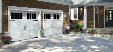 3 door garage carriage style garage doors carroll garage doors