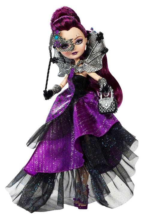 raven queen thronecoming doll   high