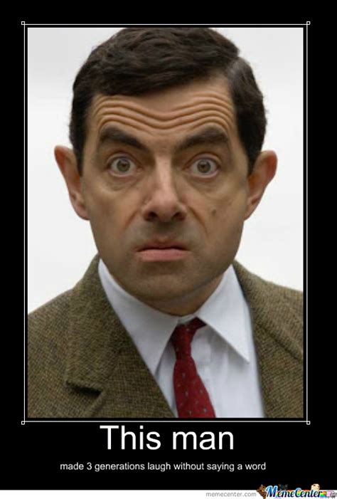 Mr Bean Meme - mr bean by hatim oussilmaati meme center