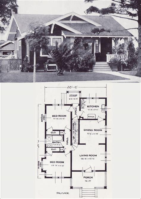 palisade craftsman style bungalow vintage house