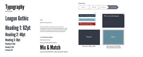 Styleguide Toolbox Templates Ui Kits Tools Generators Ai Illustrator And Template Brand Guidelines Template Illustrator
