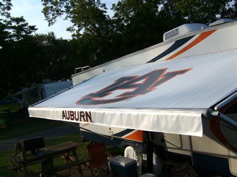 tiger awnings 45 best images about custom rv awnings on pinterest the