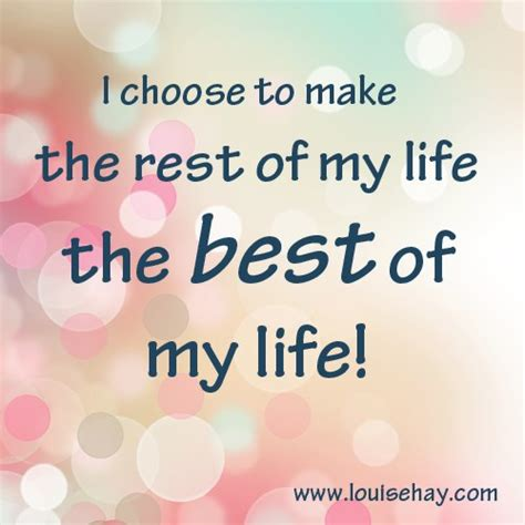 how the choose the best louise hay you can heal yourself johanna s