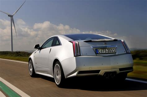 cadillac cts v coupe review autocar