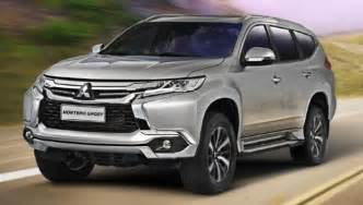 Mitsubishi Montero Sport 2017 Mitsubishi Montero Sport Review 2018 2019 Best Suv