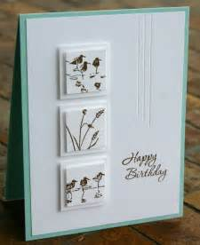Stampin up birthday card ideas stampin up wetlands 1