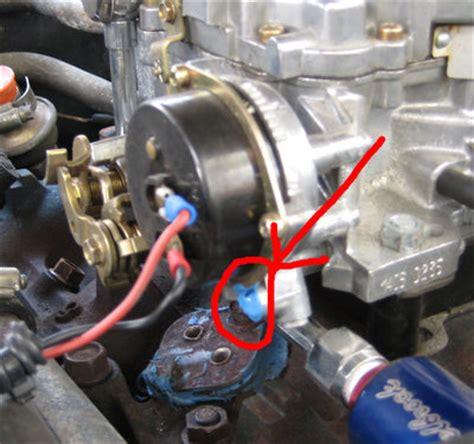 how do you adjust the carburetor on a weed eater edelbrock choke adjustment autos post