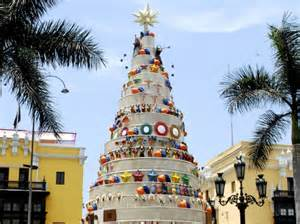 Outdoor Christmas Tree Decorations Christmas In Peru Celebrations Culture And Traditions