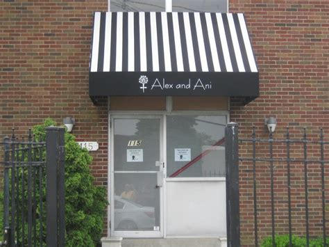 commercial window awnings window door awning gallery l f pease company
