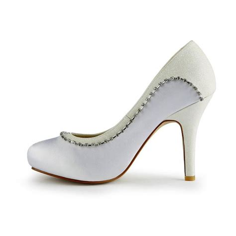 Wedding Shoes High Heels Ivory by Ivory Wedding Shoes Bridal Shoes