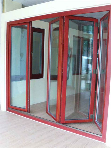 Patio Accordion Doors Folding Patio Doors Feel The Home