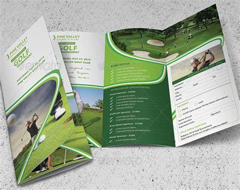 Golf Brochure Template Free Golf Brochure Template 10 Popular Free And Premium Golf Brochure Free Golf Brochure Templates