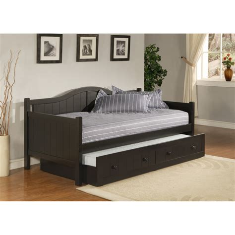 black trundle bed daybed with trundle designs and pictures homesfeed