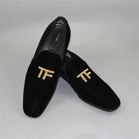 Flat Tom Slipper tom ford velvet slippers