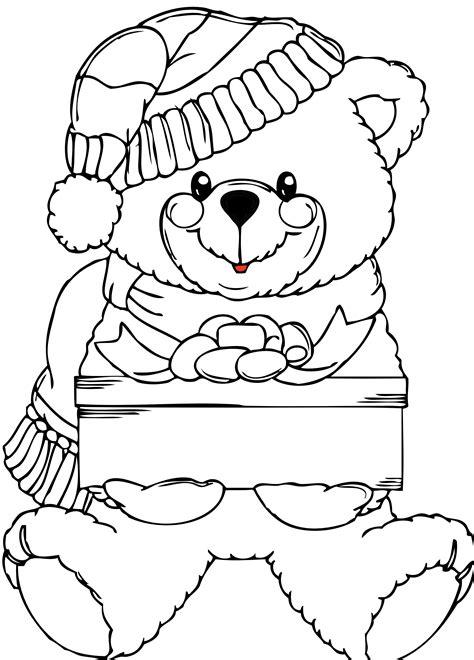 printable heroes owlbear free line drawing teddy bear download free clip art free