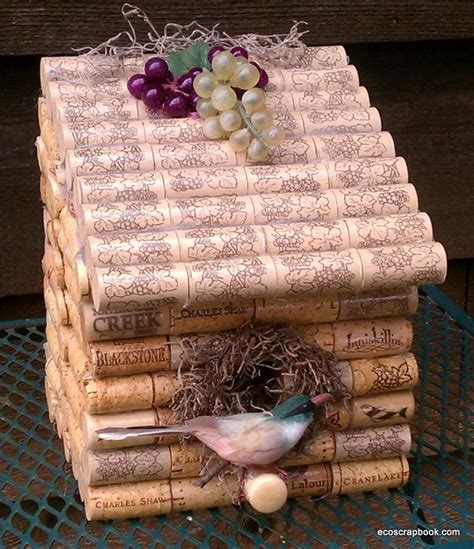 craft projects with wine corks 50 wine cork crafts hative
