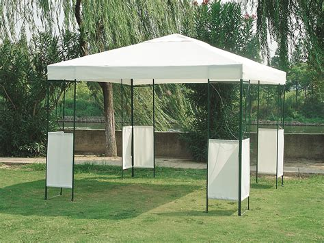 Stabiler Pavillon 3x3 by Gartenpavillon Pavillon Colombo 3x3 Mit Stahlgestell Dach