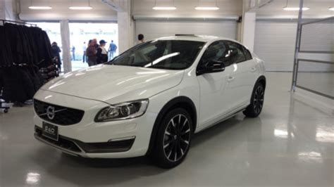 volvo mexico volvo s60 y v60 cross country llegan a m 233 xico