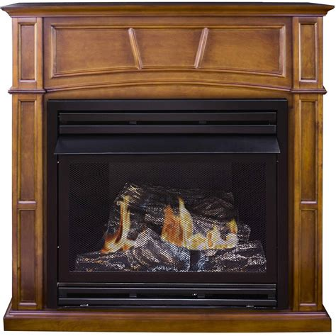 pleasant hearth bi fold style fireplace glass door alton