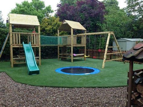 garden swing sets outdoor swing set tree play house children bar large