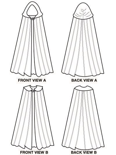 drawing pattern for sewing islander sewing systems 205 the ultimate kinsale cloak