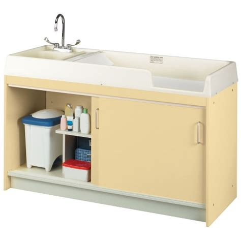 Child Care Changing Table Changing Table With Left Sink