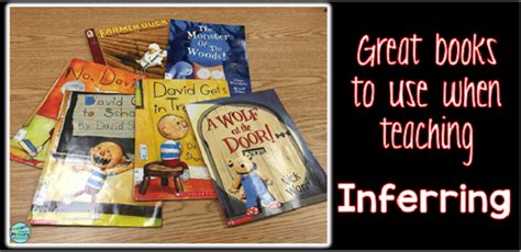 picture books for inferencing tips for using picture books to teach inferring hanging