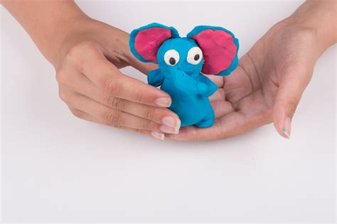 how to make clay how to make a clay elephant 7 steps with pictures wikihow