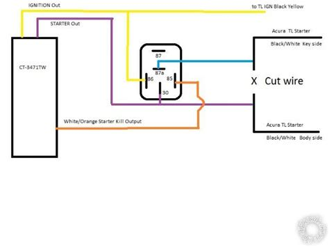 prostart remote starter wiring diagram 38 wiring diagram