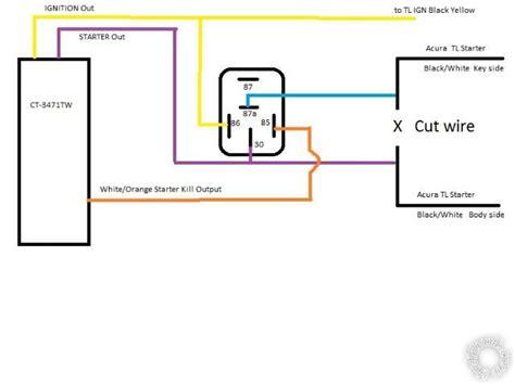 prostart remote starter wiring diagram 38 wiring diagram
