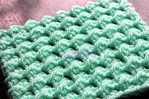 easy crochet stitches coolorful com