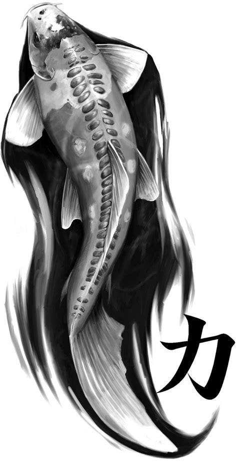 deviantart tattoo designs koi design by stevegoad deviantart on