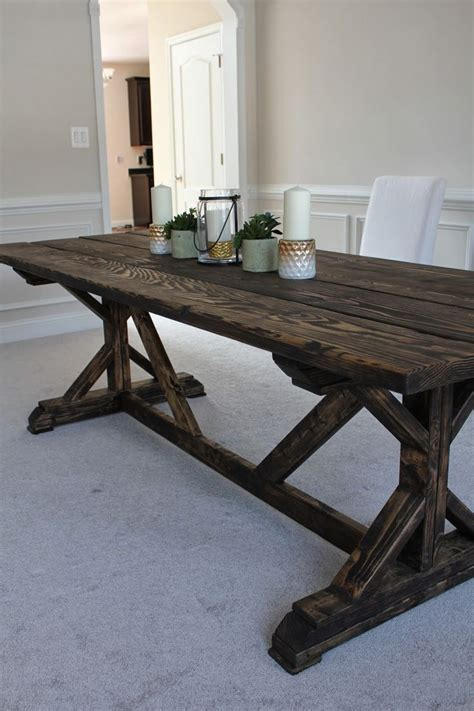 Farm Table Dining Table 25 Best Ideas About White Farm Table On Farm Style Dining Table Outdoor Tables