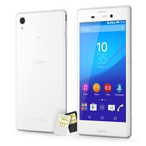 Hp Sony Xperia Water Resistant sony xperia m4 aqua dual water resistant battery
