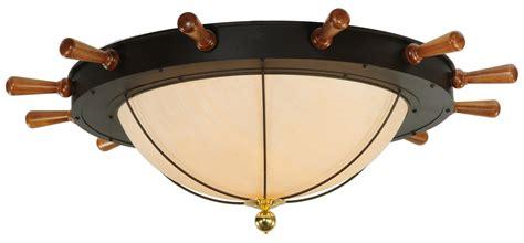 nautical flush mount ceiling light meyda 136204 nautical large flush mount ceiling fixture