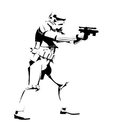 stormtrooper template trooper by graffitiwatcher on deviantart project