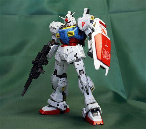 Rg 1 144 Gundam Mk Ii Mk 2 Aeug Bandai Bukan Titan rg 1 144 gundam mk ii amuro custom customized build patrickgrade