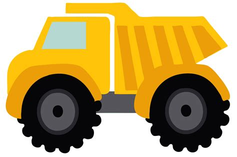 trucks clipart dump truck clipart black and white clipart panda free