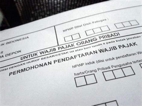 buat npwp online depok susahkah membuat npwp wmttq